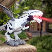 遥控霸王龙会走路的玩具男孩 儿童电动恐龙玩具仿真动物模型