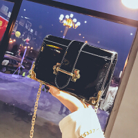 布袋手提包女小包链条包帆布包女水桶包帆布袋 包包女2018新款包链条包百搭少女小挎包小方包