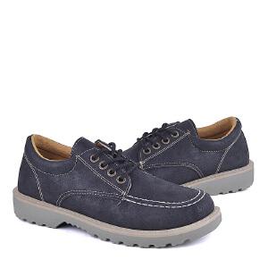 Gress.Dina 男式 韩版潮流男靴子短筒工装靴时尚短靴大头鞋