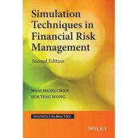 【预订】Simulation Techniques in Financial Risk Management, Seco