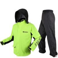 男女户外钓鱼雨衣雨裤套装 成人分体雨衣薄款 摩托车骑行雨衣