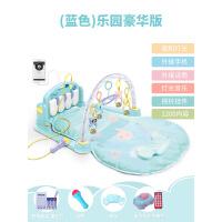 ?婴儿脚踏钢琴健身架器新生男宝宝女0-1岁3-6-12个月9音乐玩具