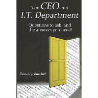 【预订】The CEO and It Department: Questions to Ask, and the An