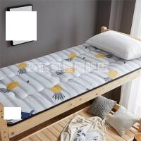 冬天学生床垫舒适可折叠美观柔软易收纳便携不变形不塌陷亲和四季