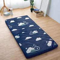 儿童床垫子1.5m床1.5米m床海绵垫家用双人床垫学生宿舍地铺垫