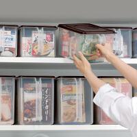 inomata日本进口保鲜盒厨房食物收纳盒冰箱鸡蛋盒食品储藏密封盒