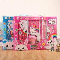 卡通文具礼盒文具套装奖品学生学习用品儿童创意生日礼物