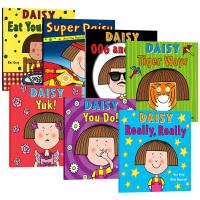 鬼马精灵黛西6本套装 英文原版绘本 Daisy 吴敏兰书单 Kes Gray 创意教学 英文版儿童启蒙读物书籍 正版进