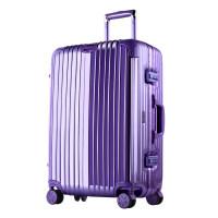 行李箱女20寸学生万向轮拉杆箱24寸韩版小清新旅行箱男26寸密码皮箱子