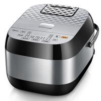 美的(Midea)电饭煲柴火饭智能家用 4L 弧形发热盘大火力新款正品IH电磁加热 MB-RS4081