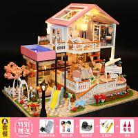 音乐盒八音盒女生木质diy创意礼物送儿童小女孩钢琴天空之城