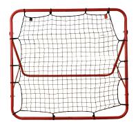 足球回弹网 高尔夫球棒球练习网曲棍球反弹网可拆卸足球门 如图色