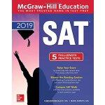 英文原版 2019 SAT备考指南 McGraw-Hill Education SAT 2019