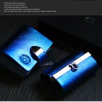 钥匙包礼盒套装男女式钥匙包卡包卡套钥匙扣s6 蓝色套装