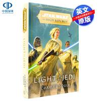 现货英文原版 星球大战:绝地之光 精装科幻小说 Star Wars: Light of the Jedi 纽约时报畅销书