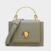 高级感小包包2020新款韩版女包手提链条小方包百搭洋气单肩斜挎包