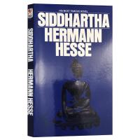 悉达多 英文原版 Siddhartha 美国嬉皮士精神指南 诺贝尔文学奖得主黑塞代表作 Hermann Hesse 英
