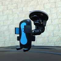 车载手机支架汽车用出风口吸盘式手机座导航仪表台卡扣式车内通用SN1694