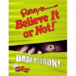 【预订】Ripley's Believe It or Not! Dare to Look!