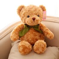 小熊公仔布娃娃毛衣泰迪熊公仔毛绒玩具抱枕熊抱抱熊婚庆小娃娃