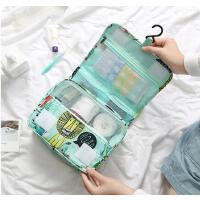 时尚包袋便携收纳袋旅行洗漱包 防水大容量化妆包旅游套装男女出差用品