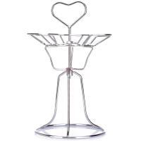 [当当自营]菲迪拉 白色电镀铁可旋转红酒杯架HT0969