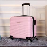 18寸飞机密码箱学生可爱行李箱女韩版18寸小清新拉杆箱迷你旅行箱