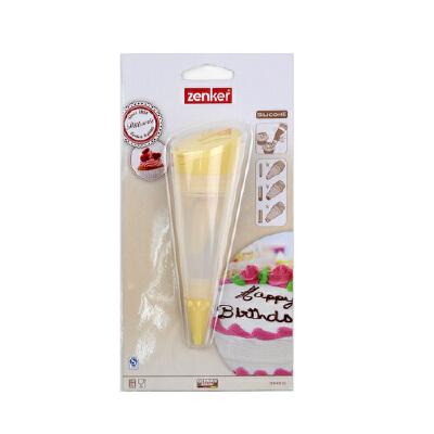 德国法克曼Fackelmann 烘焙工具3合1糕点装饰笔 奶油裱花器 写字笔 5245481