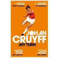 【�F�】英文原版 �s翰尼斯・亨德里�焖埂た唆�伊夫自�� Johan Cruyff 瓜迪�W拉推�] �我了 My Turn: