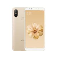 【当当自营】Xiaomi/小米6X 4GB+64GB 流沙金 移动联动电信4G全网通手机
