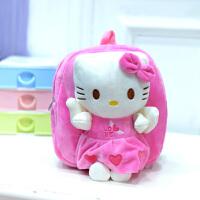 儿童书包幼儿园男女童小孩1-2-3岁宝宝包包可爱双肩背包
