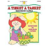 【预订】A Tisket a Tasket: Matching Games for Colors, Shapes &