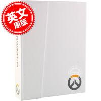 现货 守望先锋 游戏艺术画册 限定版 原画设定集 英文原版 The Art of Overwatch Limited