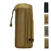 军迷包迷彩包配件副包水壶包 户外登山军迷用品野营包