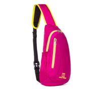 户外斜挎包 男女款运动包 胸前包水滴包 单肩旅游包 防水胸包