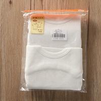 纯白色短袖T恤网眼夏季女童宝宝婴儿纯棉半袖上衣儿童装睡衣女孩