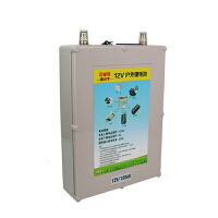 锂电池12V大容量12v100ah12v60ah12v80AH锂电瓶车载电源 12V120