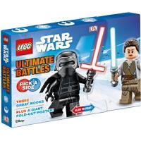 【预订】LEGO STAR WARS SLIPSLIDER 9780241294369