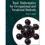 【预订】Basic Mathematics for Occupational and Vocational Stude