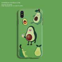 可爱卡通iPhone6s/7/8plus手机壳苹果 max软壳xr潮女防摔壳日韩