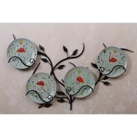 欧式家居陶瓷壁挂壁饰墙饰挂盘美式挂件客厅餐厅创意饰品墙壁装饰