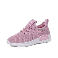 儿童棉鞋女童2018新款冬季加绒加厚二棉鞋女孩运动鞋中大童女童鞋