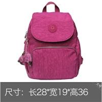 韩版防水尼龙女包牛津布双肩包女学院风书包背包大容量旅行包大包SN8703