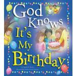 【预订】God Knows It's My Birthday