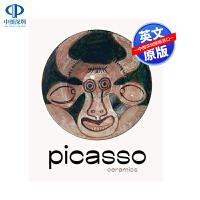 英文原版 毕加索:陶瓷 陶器和瓷器工艺品收藏与鉴赏艺术书 Picasso: Ceramics 精装 陶瓷漆器艺术画册