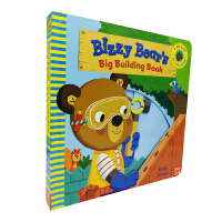 Bizzy Bear's Big Building Book 忙碌的小熊大建筑书【3~8岁