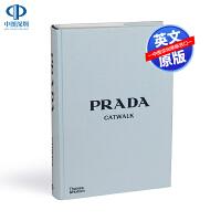 英文原版 普拉达T台秀 高级时尚时装摄影集艺术书 Prada Catwalk: The Complete Collect