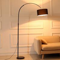 20180929090513547?钓鱼灯落地灯led遥控北欧创意简约客厅书房卧室床头护眼立式台灯