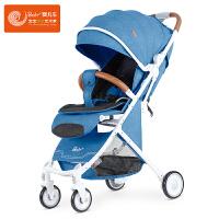 Bair婴儿推车轻便折叠便携式迷你可坐可躺拉杆宝宝儿童推车婴儿车