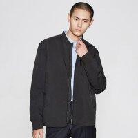 【2件2.5到手价:189】MECITY男装春季短款夹棉棒球领夹克外套韩版棉服